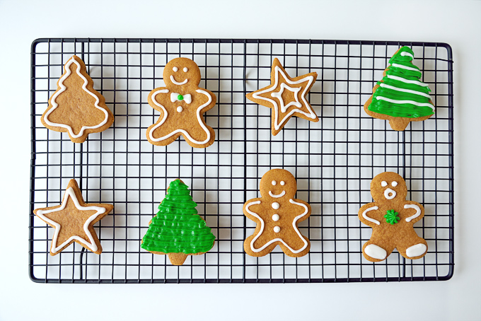Gingerbread Cookies (Vegan)