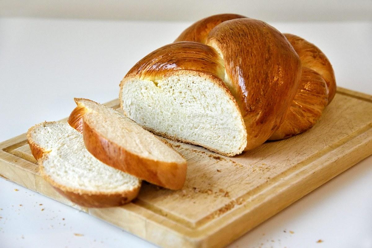 Butterzopf - Swiss Braided Bread