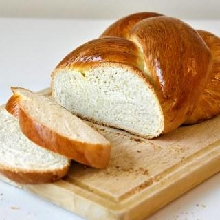 Butterzopf – Swiss Braided Bread