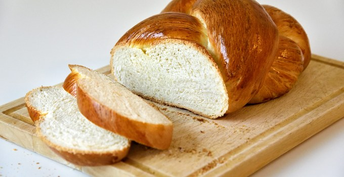 Butterzopf – Swiss Braided Bread