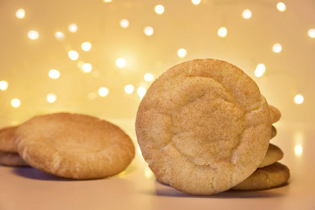 Vegan Snickerdoodles Cookies