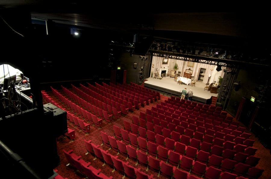Theatre Tour  Little Theatre Southport