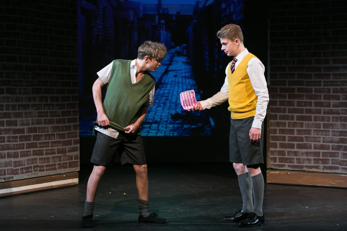 Blood Brothers  Little Theatre Southport
