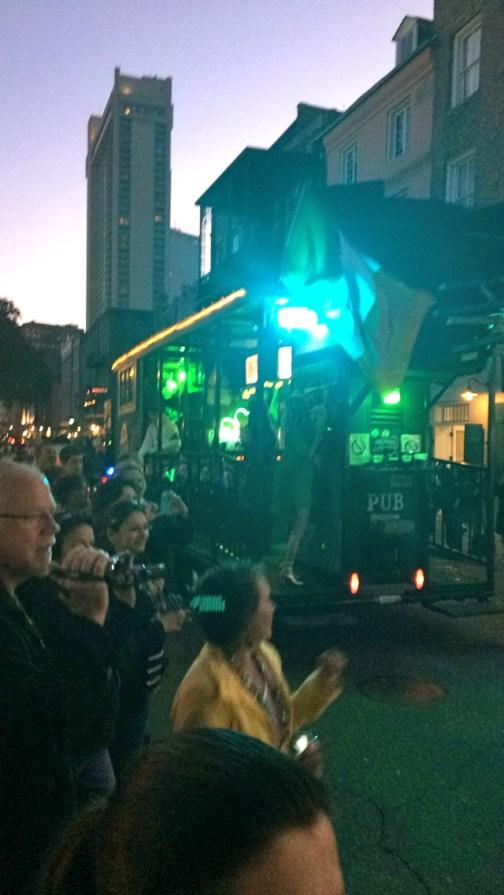 NOLA St. Patrick's Day Parade
