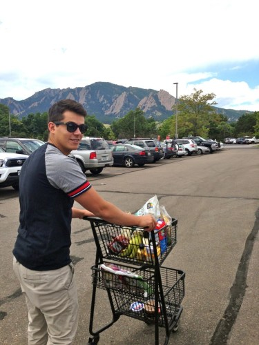 Colorado Grocery Shopping