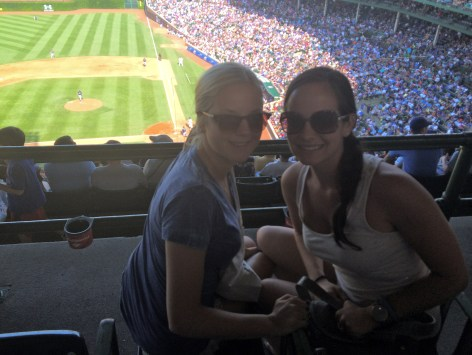 Chicago Cubs Game