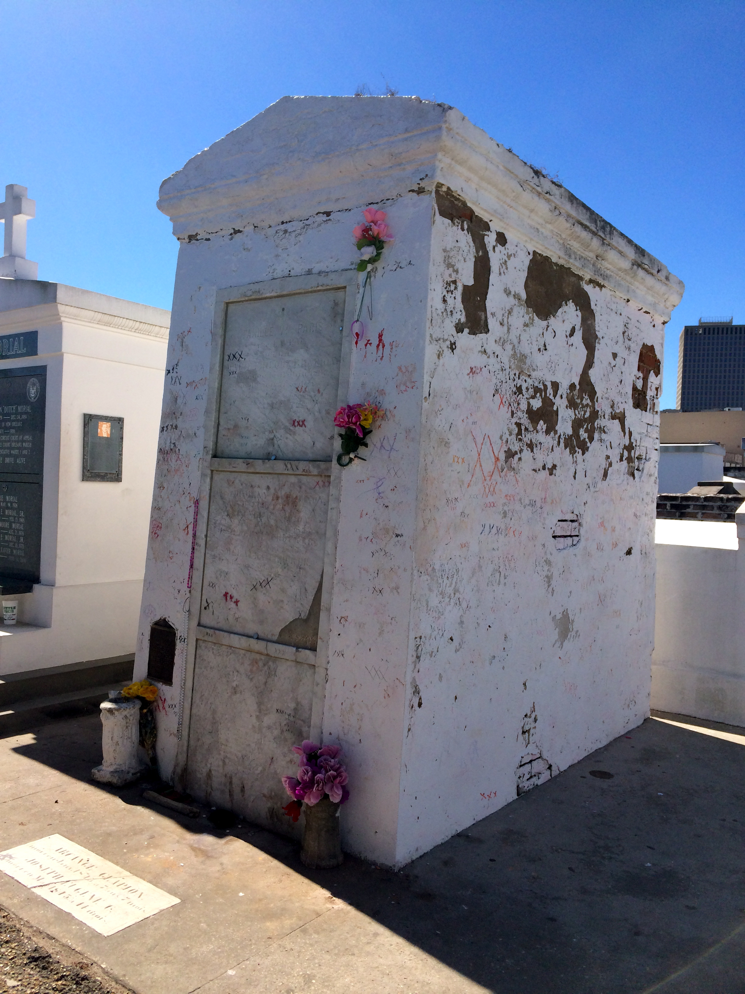 The Famous Voodoo Queen of New Orleans, Marie Laveau