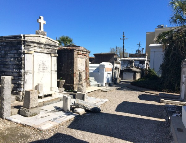 St Louis Cemetery - New Orleans | It's The Little Things travel blog