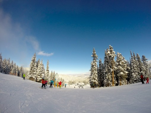 Skiing at Winter Park | Little Things Travel Blog
