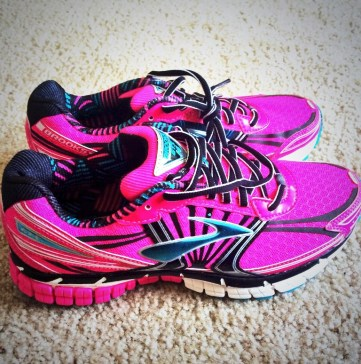 Be sure to research your destination. Hot pink running shoes are likely not the best idea for most places.