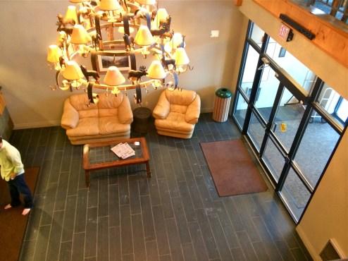 Winter Park Mountain Lodge - Lobby