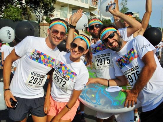 Color Run - Italy