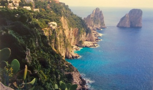Island of Capri Italy