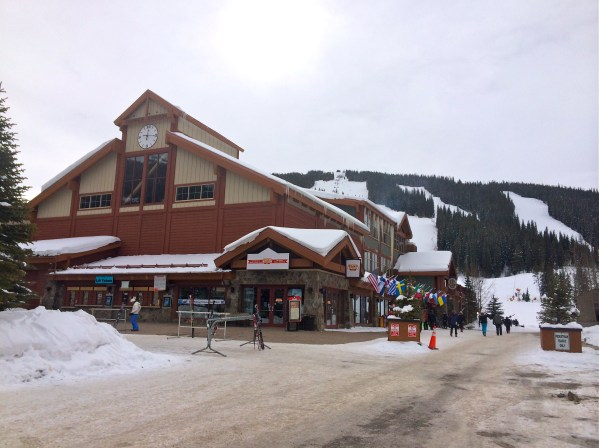 Copper Mountain East Village