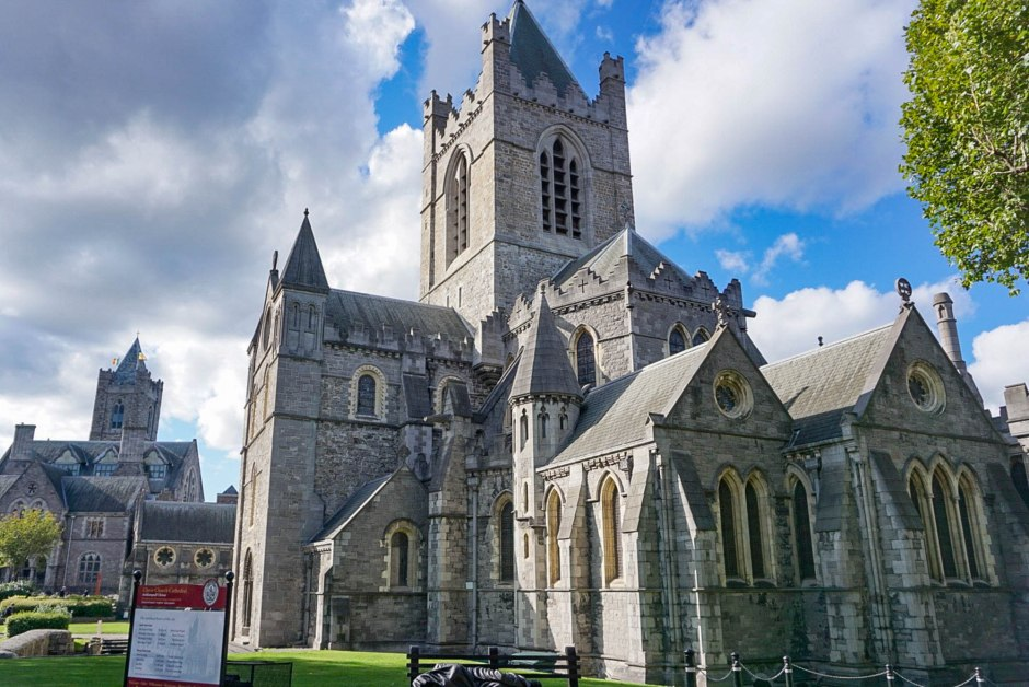 Dublin City Centre Christchurch Cathedral
