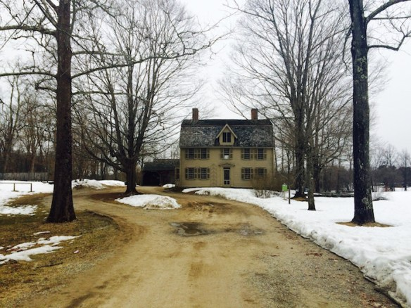 The Old Manse - Concord Massachusetts