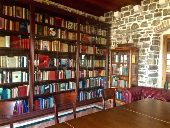Library in Budva Citadela