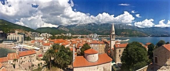 Panoramic Views in Budva