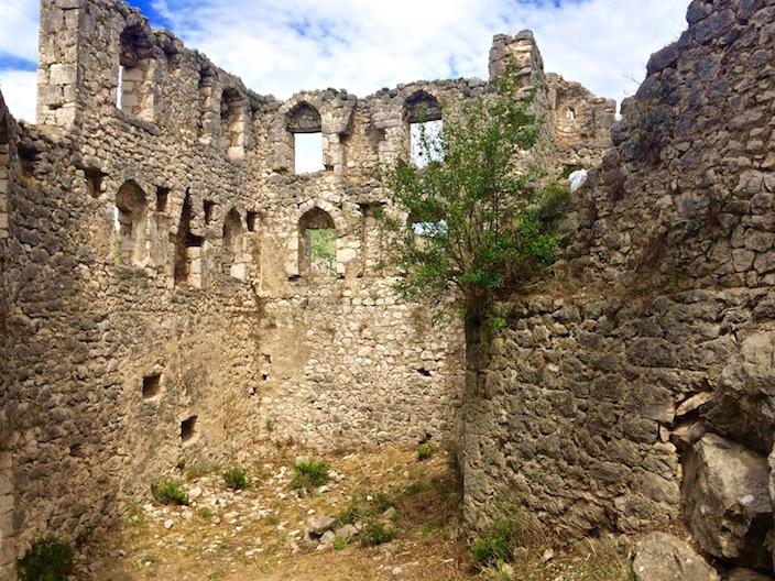 Ruins Pocitelj