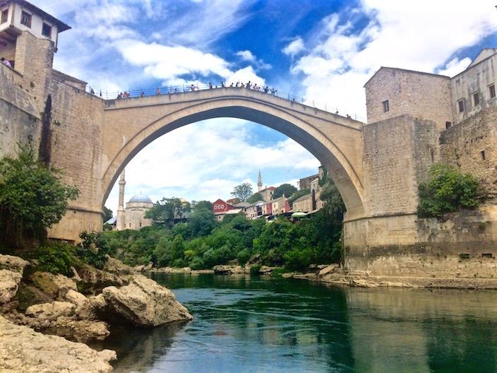 Stari Most Mostar Old Bridge