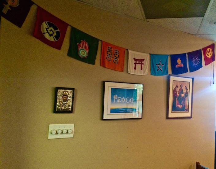 Variety of Faiths - Seafarers House Chapel