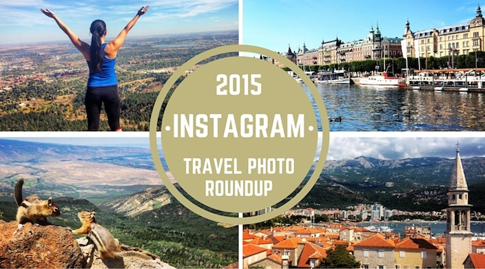 Instagram Travel Photo Roundup