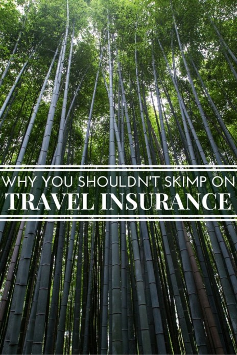 Why You Shouldnt Skimp on Travel Insurance