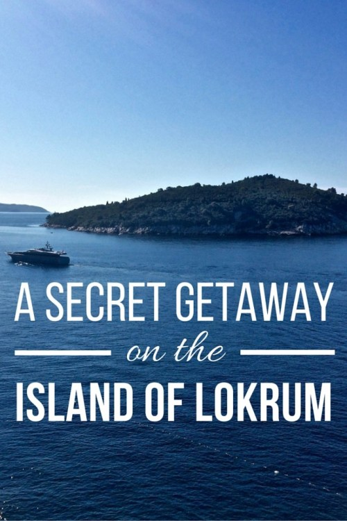 A Secret Getaway on the Island of Lokrum in Croatia