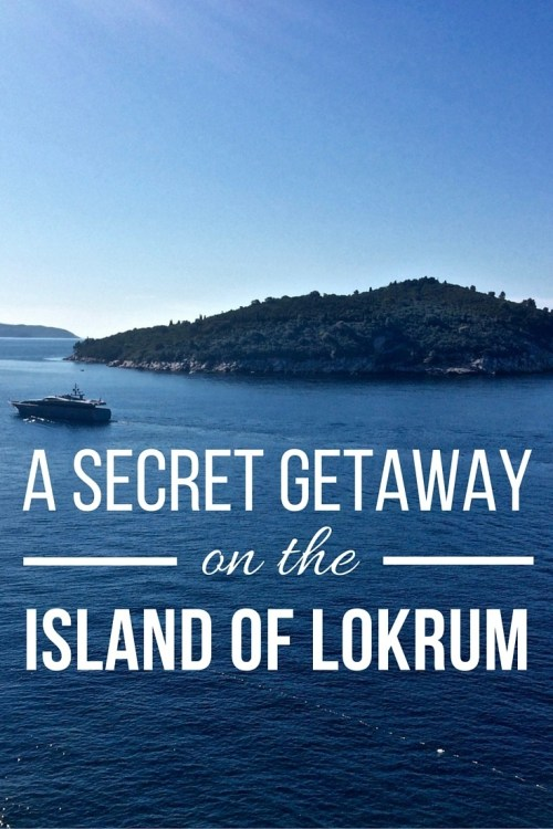 A Secret Getaway on the Island of Lokrum in Croatia
