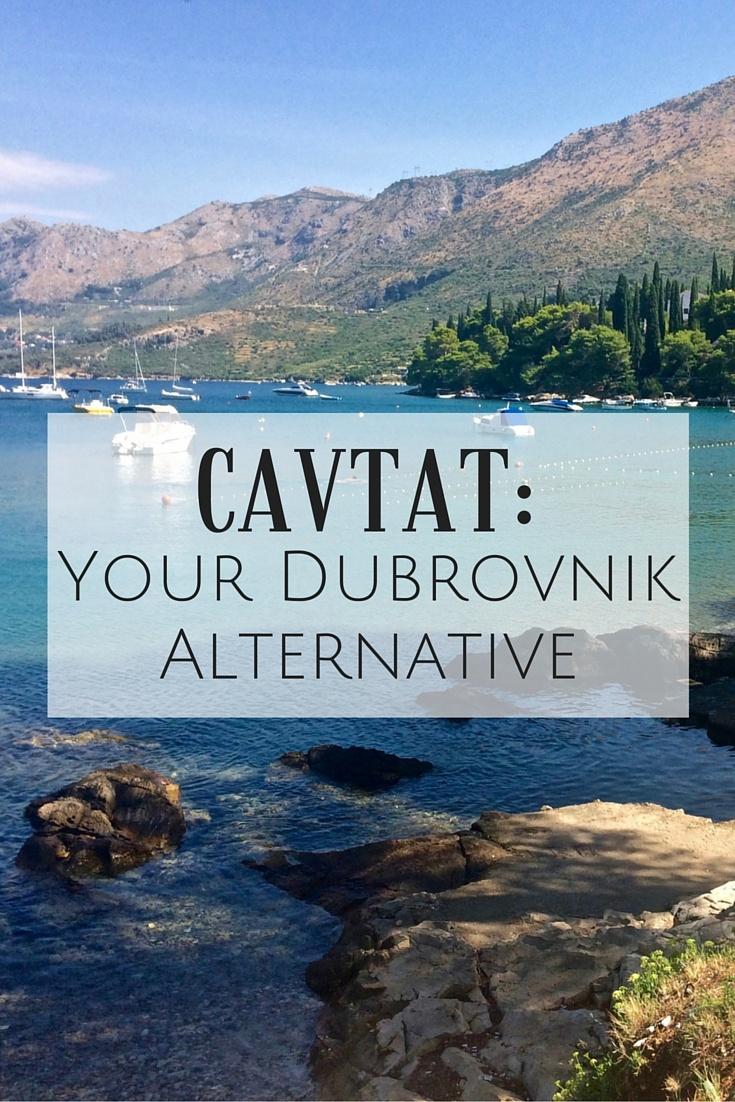 Cavtat Your Dubrovnik Alternative Little Things Travel