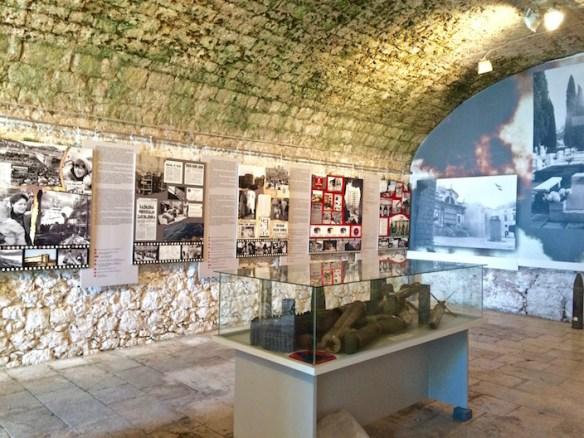 Museum of Croatian War of Independence Dubrovnik