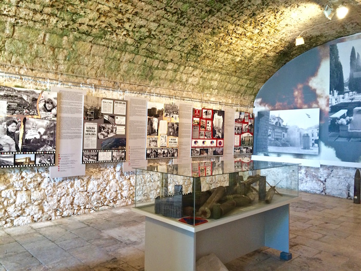 Museum of Croatian War of Independence Dubrovnik