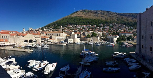 Old Port Dubrovnik Croatia