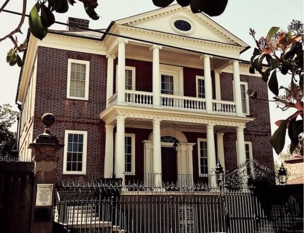Southern Architechture Charleston South Carolina