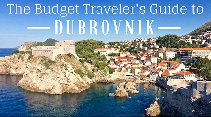 The Budget Travelers Guide to Dubrovnik