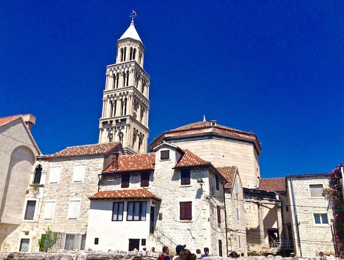 Split Croatia Diocletians Palace