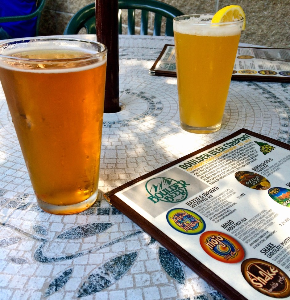 Boulder Beer Company Brewery Tour
