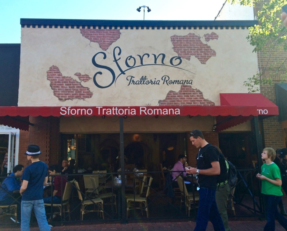 Sforno Boulder Colorado Restaurants