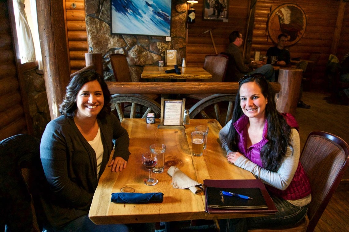 Estes Park Girlfriends Getaway - The Rock Inn