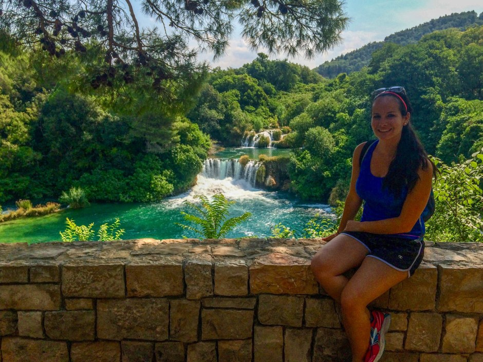 Marissa Sutera Krka National Park Croatia