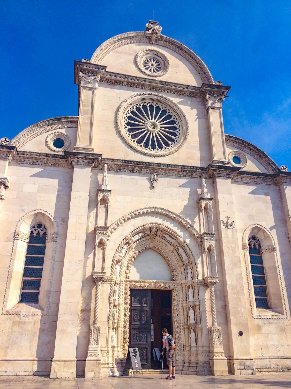 St. James Church Šibenik Croatia