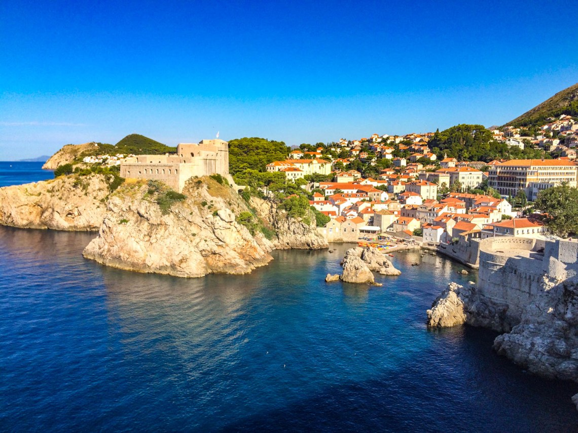 Croatia Itinerary - Dubrovnik