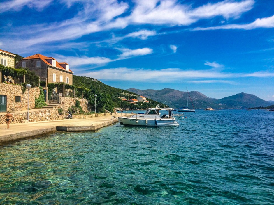 Croatia Itinerary - Island Hopping Tour
