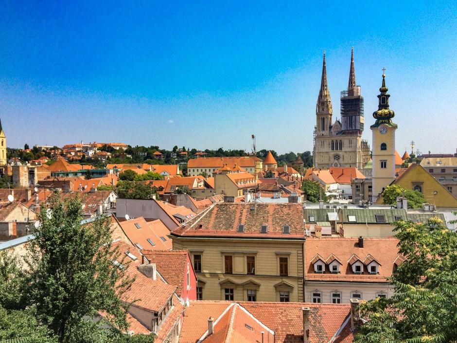 Croatia Itinerary - Zagreb