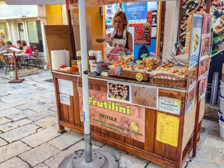 Fritule - Visit Šibenik Croatia