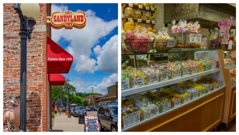 Candyland Stillwater Minnesota Small Town