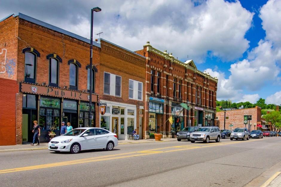 Stillwater Minnesota Small Town