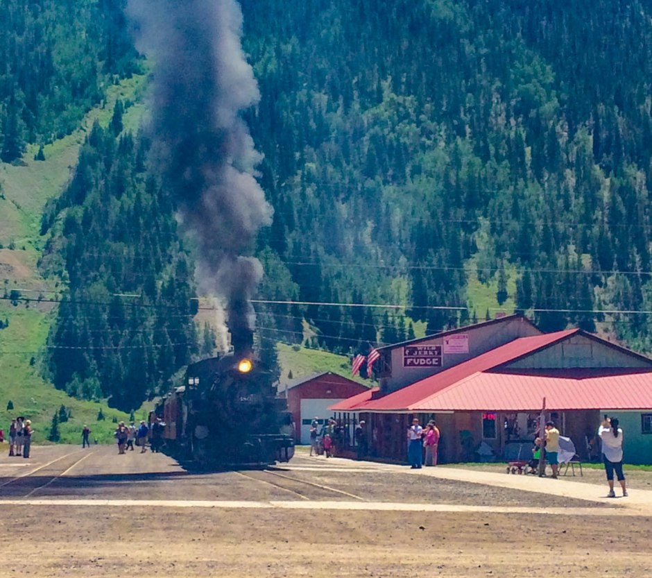 Durango & Silverton Narrow Gauge Railroad - Colorado