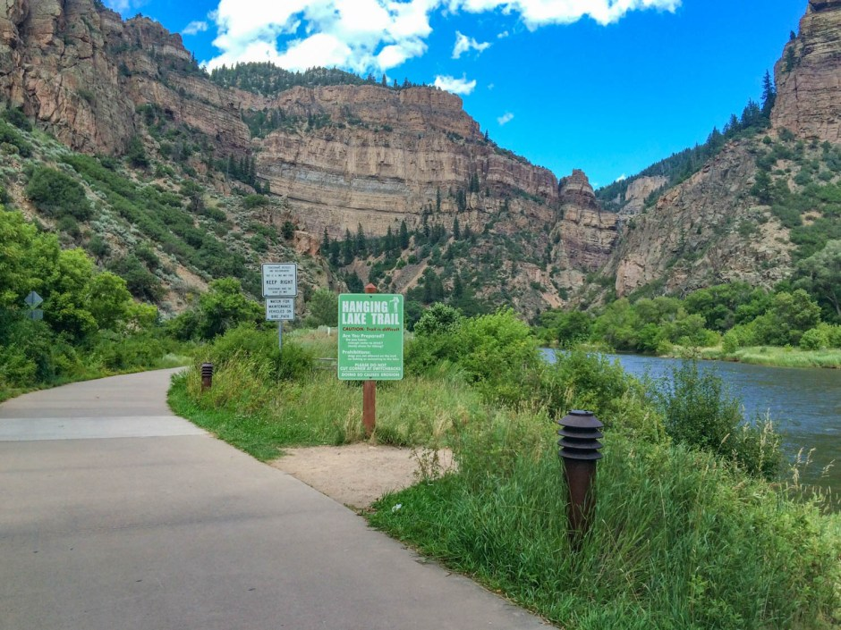 Hanging Lake - Colorado Road Trip