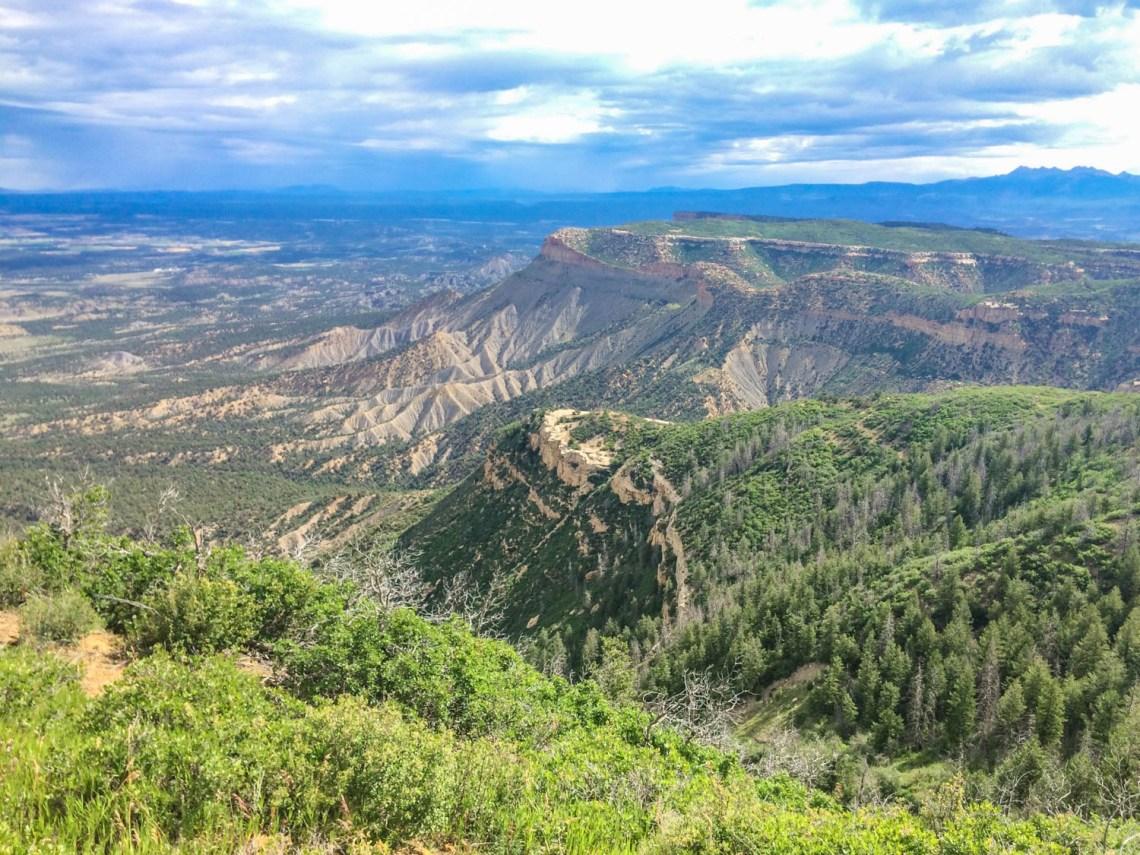 Park Point Fire Lookout - Mesa Verde National Park